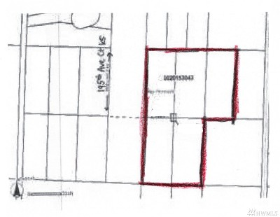 Longbranch WA Residential Lots & Land For Sale: $69,000