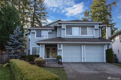 Issaquah Single Family Home For Sale: 3553 253rd Ct SE