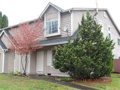 Lacey Single Family Home For Sale: 632 Malibu Dr SE