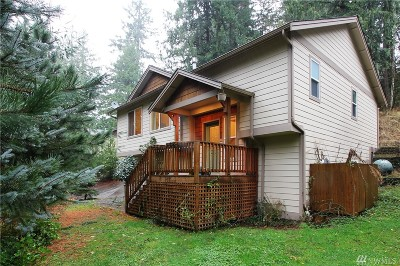 Bellingham Single Family Home Contingent: 11 Little Strawberry Lane