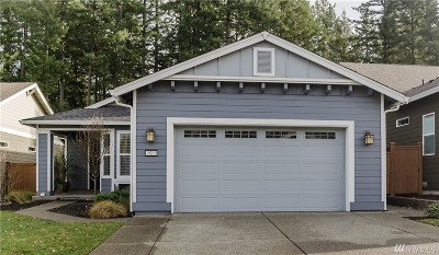 Thurston County Single Family Home For Sale: 4810 Meriwood Dr NE