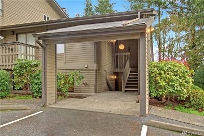Bellevue Condo/Townhouse For Sale: 14630 NE 35th St #107