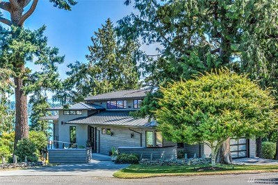 Anacortes WA Single Family Home Pending: $1,275,000