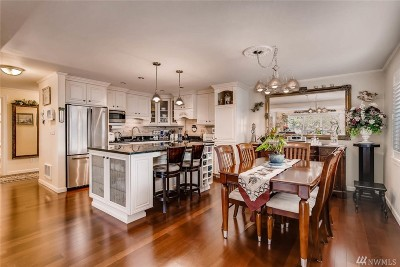Edmonds Condo/Townhouse For Sale: 300 2nd Ave N #2H