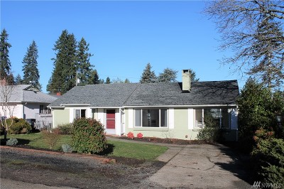 Mason County Single Family Home Pending Inspection: 1210 Turner Ave