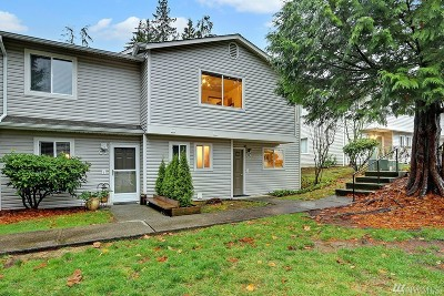 Bothell Condo/Townhouse For Sale: 18910 Bothell-Everett Hwy #C4