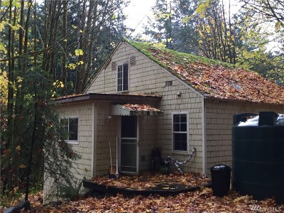 Olympia Single Family Home For Sale: 7044 Old Olympic Hwy NW