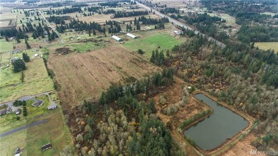 Tenino Farm For Sale: 4400 163rd Ave SW