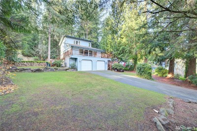 Woodinville Single Family Home For Sale: 17815 184th Ave NE