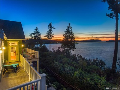Anacortes Single Family Home For Sale: 4502 Cutter Dr