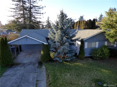 Mount Vernon, Burlington Single Family Home For Sale: 1211 Denny Place