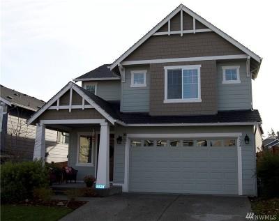 Mount Vernon Single Family Home For Sale: 5524 Timberridge Dr