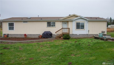 Bellingham WA Single Family Home For Sale: $300,000