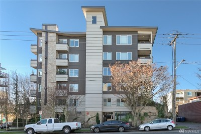 Seattle Condo/Townhouse For Sale: 5803 24th Ave NW #35