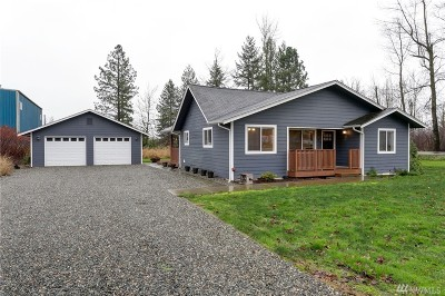 Sumas Single Family Home Sold: 483 W Second St