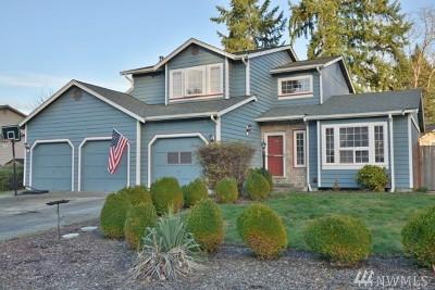 Spanaway Single Family Home For Sale: 24117 31st Av Ct E
