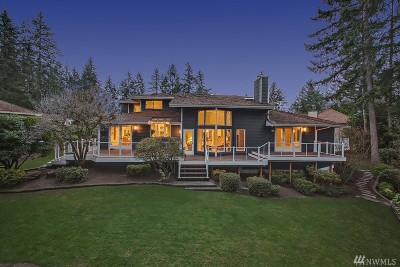 Sammamish Single Family Home For Sale: 23922 SE 25th Ct