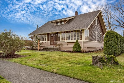 Sumas Single Family Home Sold: 545 Lawson