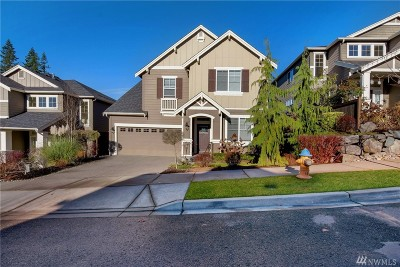 Bothell Single Family Home For Sale: 4123 180th Place SE
