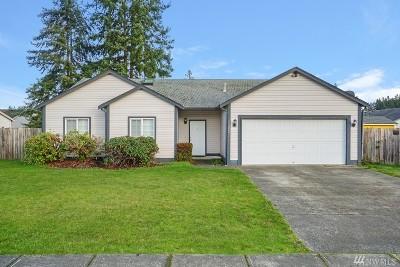 Spanaway Single Family Home For Sale: 19805 12th Av Ct E