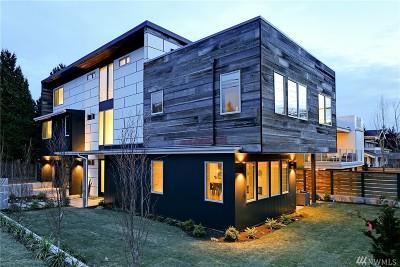 Kirkland Condo/Townhouse For Sale: 11603 NE 90th St