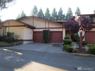 Federal Way Condo/Townhouse For Sale: 31729 48th Lane SW #B