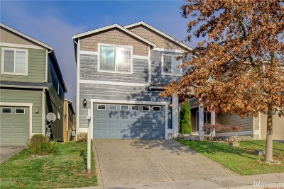 Puyallup Single Family Home For Sale: 7223 178th St E