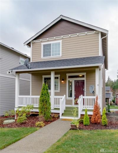 Gig Harbor Single Family Home For Sale: 11461 Hudson Lane NW