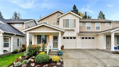 Redmond Condo/Townhouse For Sale: 11244 241st Lane NE