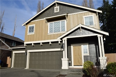 Puyallup Single Family Home For Sale: 1935 5th Ave NW