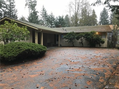 Gig Harbor Single Family Home For Sale: 3914 59th St. Ct. NW