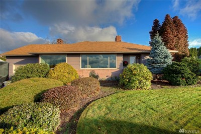 Tacoma Single Family Home For Sale: 1261 S Fernside Dr