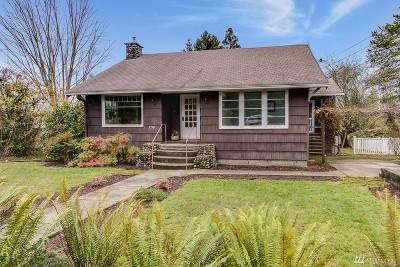 Seattle Single Family Home For Sale: 5710 S Gazelle St