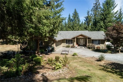 Wilkeson, Carbonado Single Family Home For Sale: 18305 273rd Ave E