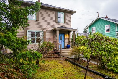 Anacortes Single Family Home For Sale: 3410 W 4th St