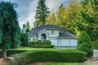 Sammamish Single Family Home For Sale: 2615 E Beaver Lake Dr SE