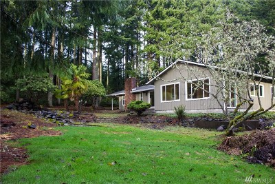 Chehalis Single Family Home For Sale: 127 Fir Dr