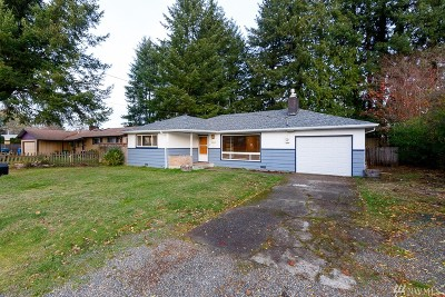 Tumwater Single Family Home For Sale: 6112 Janet Dr SW