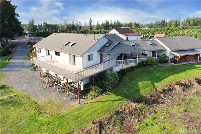 Pierce County Single Family Home For Sale: 40605 Meridian E