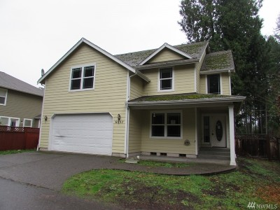 Lacey Single Family Home For Sale: 6057 37th Ave SE