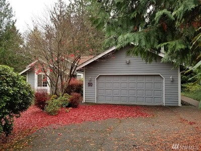Port Ludlow WA Single Family Home For Sale: $299,900