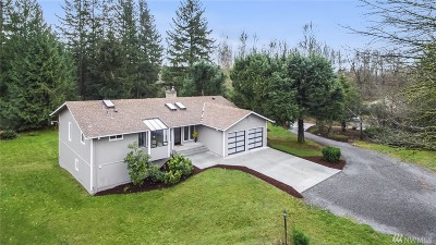 Maple Valley Single Family Home Contingent: 18416 244th Ave SE