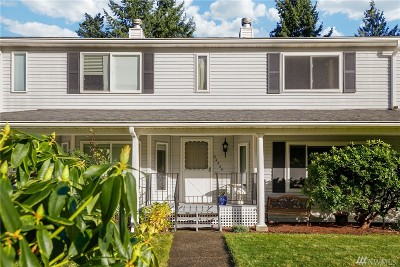 Federal Way Condo/Townhouse For Sale: 32704 2nd Place S