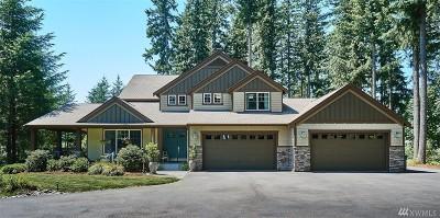 Black Diamond Single Family Home For Sale: 28827 237th Place SE