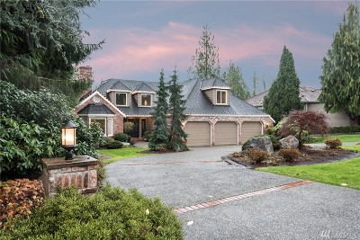 Woodinville Single Family Home For Sale: 14103 205th Ave NE