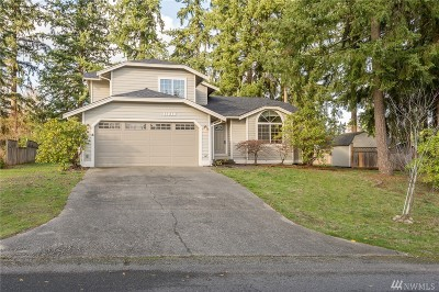 Bonney Lake Single Family Home For Sale: 11818 207th Ave E
