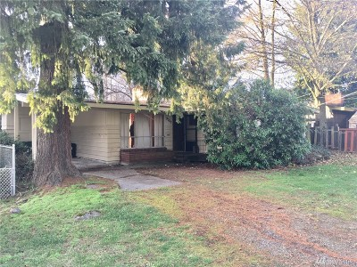 Single Family Home Pending Inspection: 9027 24th Ave SW