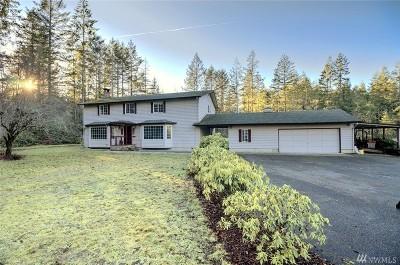 Shelton Single Family Home For Sale: 240 E Wandering Star