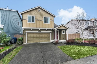 Single Family Home Sold: 16524 42nd Dr SE