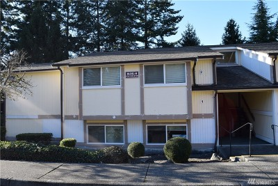 Condo/Townhouse Sold: 4725 176th St SW #H 1